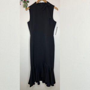 NWT Maggy London Mermaid Black Classic Dress